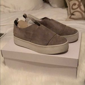 Vince Wallace Suede Shoes